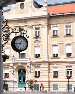 There are so many unique reasons to visit Budapest, including all these doors and windows.