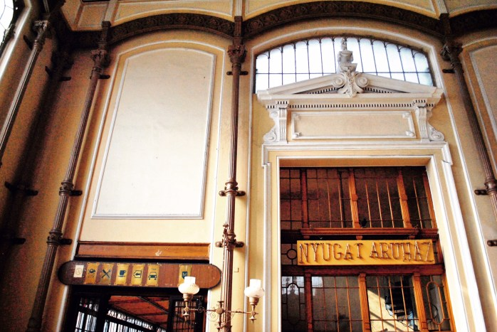 There are so many unique reasons to visit Budapest, including all these bygone interiors.