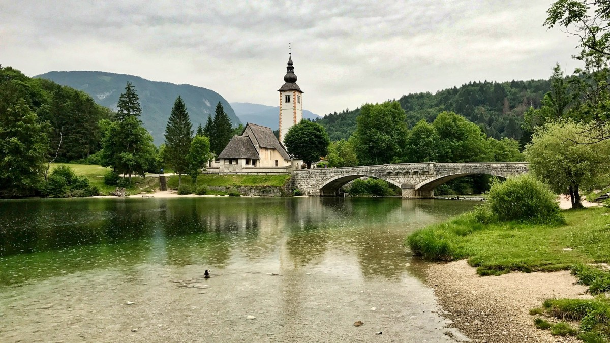 The Ultimate Road Trip: Slovenia