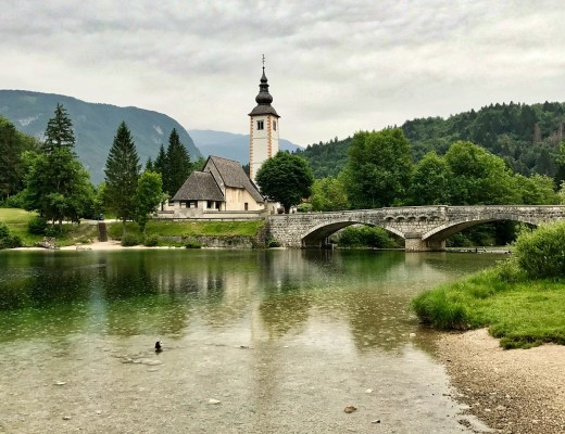 The Ultimate European Road Trip: Slovenia