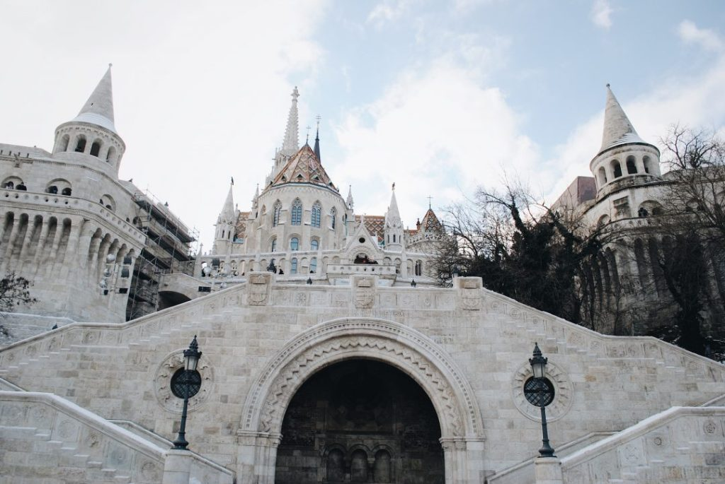 One of the Most Instagrammable Spots in Budapest!