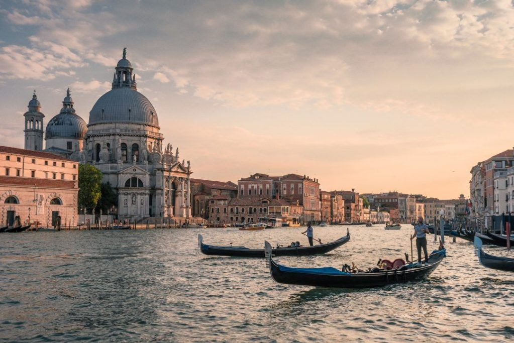 Venice, Italy by Gerhard Bögner