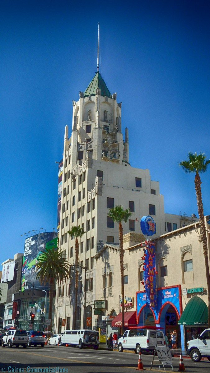 Travel Pics Theme: L for Los Angeles. Hollywood First ...