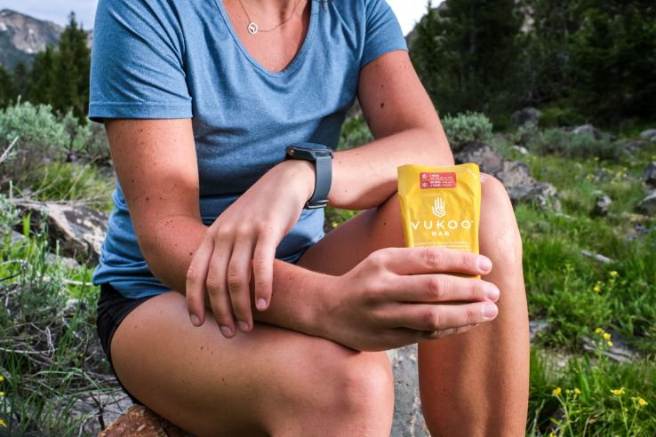 Sustainable packaging is part of the Vukoo mission