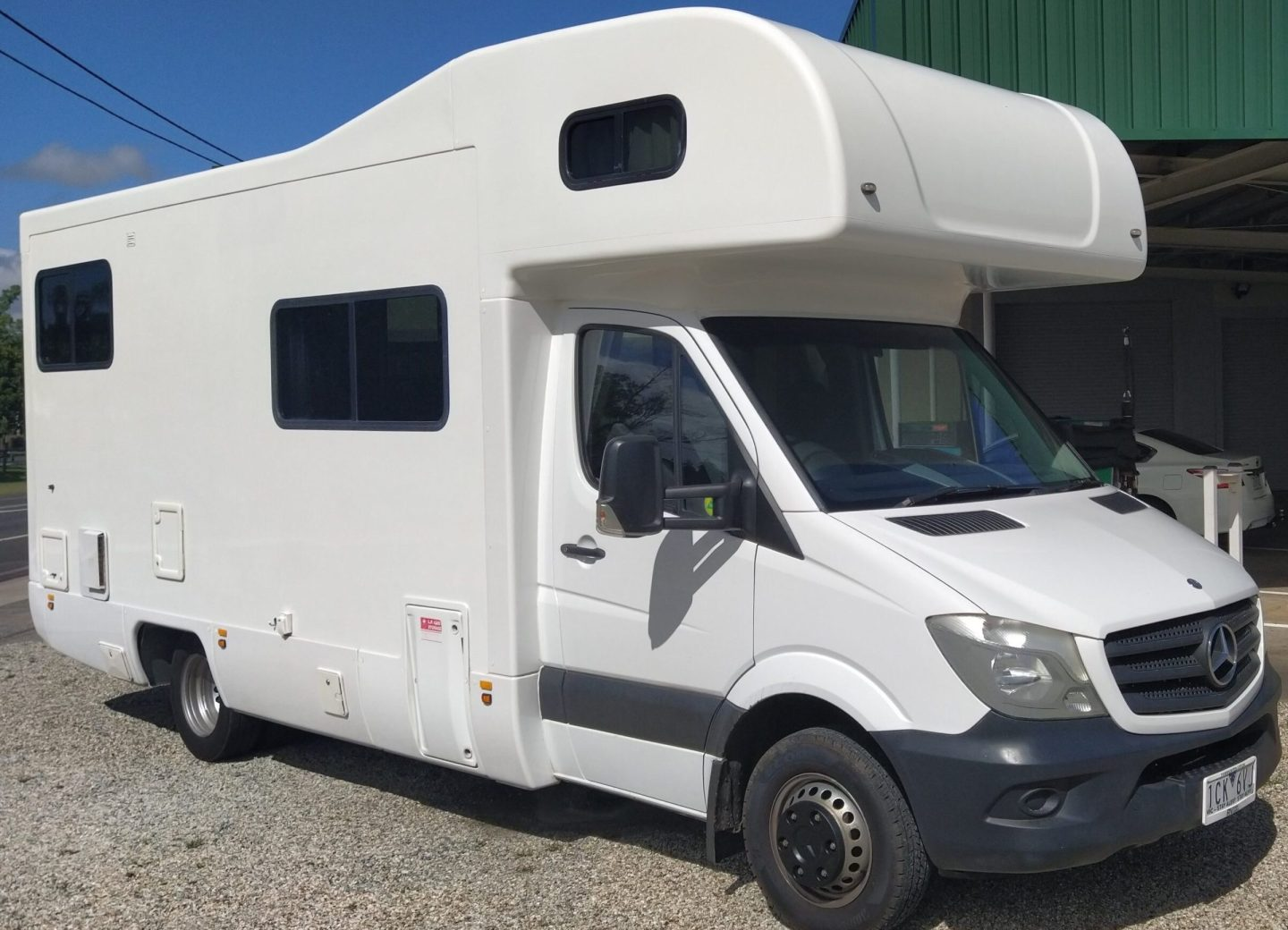 2014 KEA RIVER MERCEDES-BENZ M721 6 BERTH