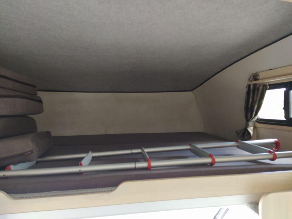 Huge Bed over Cabin