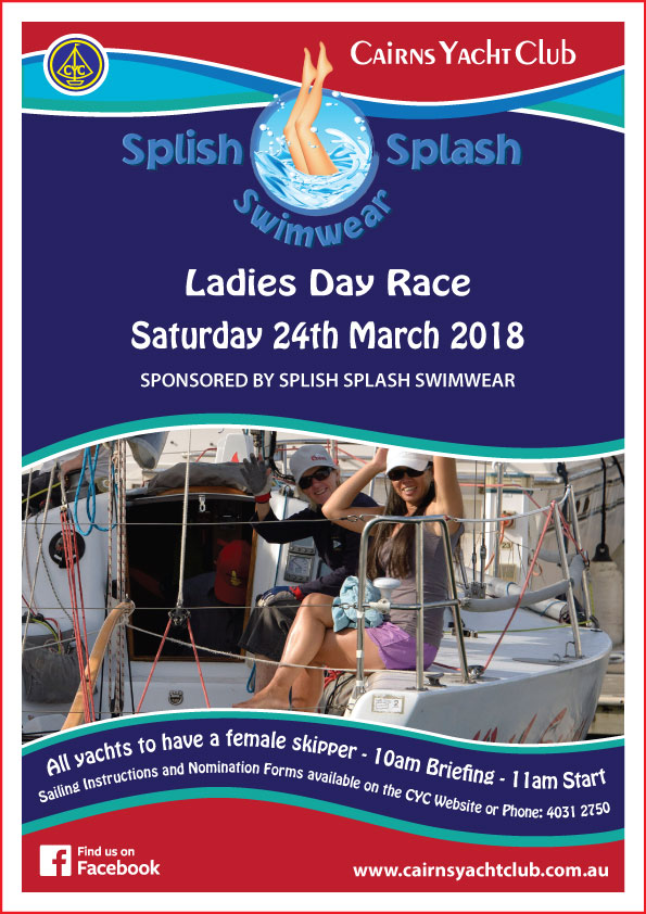 Ladies Day Poster 2018