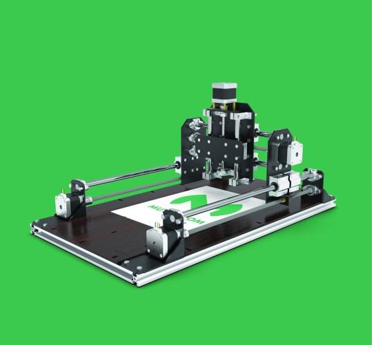 2D plotter CNC