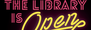 The Library is Open: Terceira Temporada