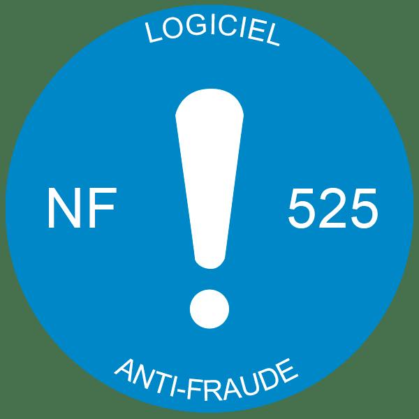 logiciel encaissement aux normes nf 525