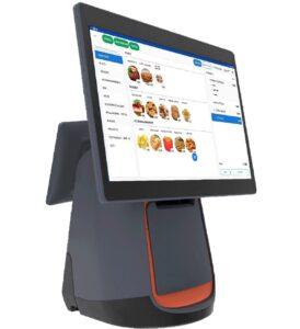 Caisse enregistreuse CHR TPV FP1500 TPV FP1510 avec Commercill imprimante 15': idéal comme achat de caisse enregistreuse