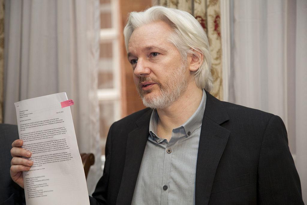 Lewis Lapham And Sidney Blumenthal >> Assange S Imprisonment Reveals Even More Corruption Than Wikileaks