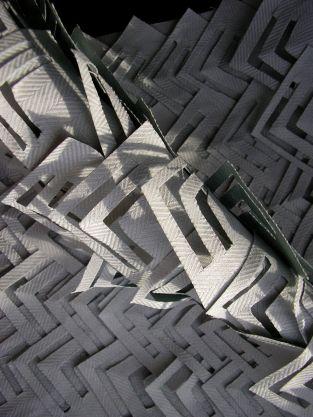 Preliminary Textile Pieces