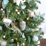 Jingle Through Decor Simple Rustic Christmas Tree Caitlin Marie Design
