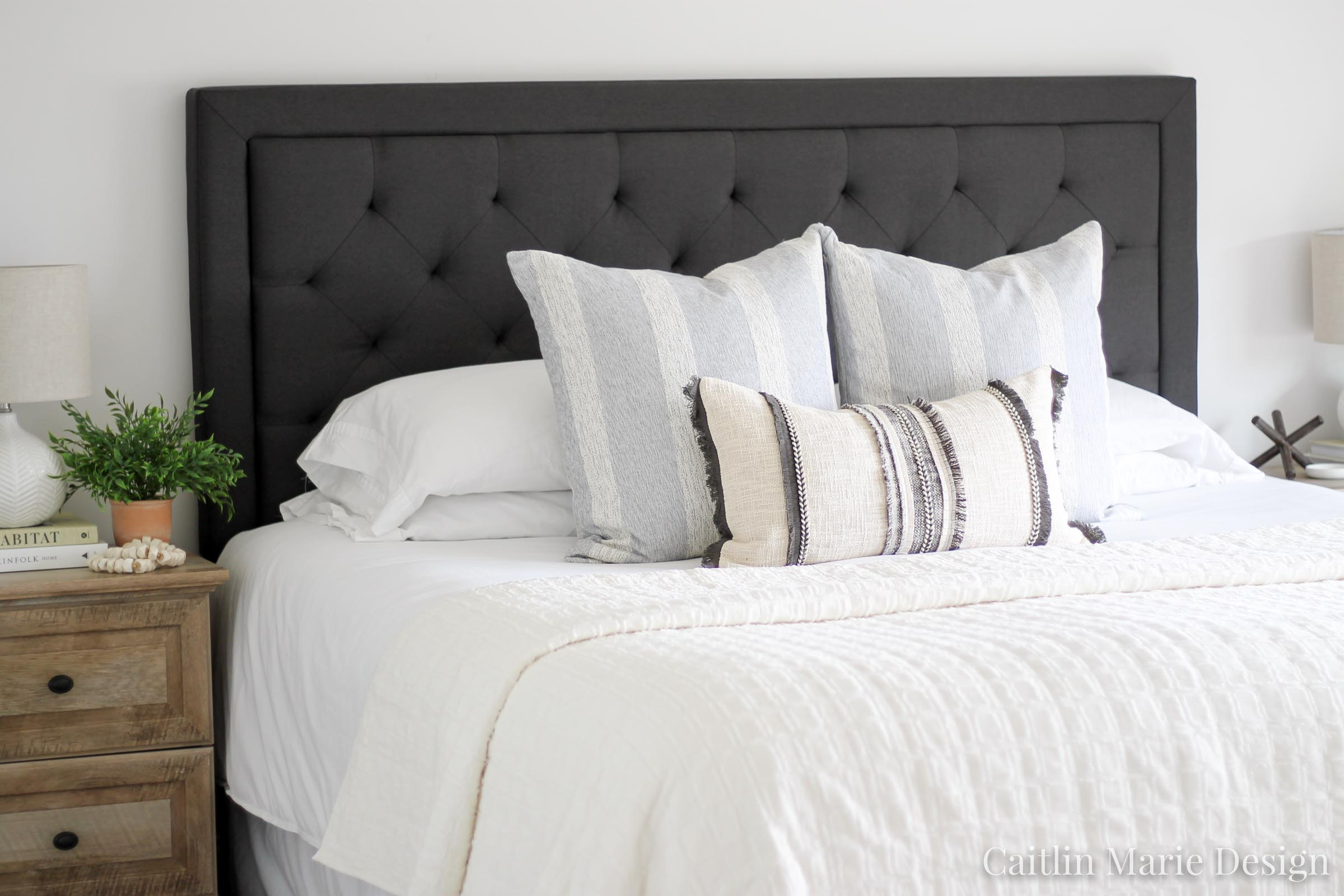 coastal master bedroom update caitlin