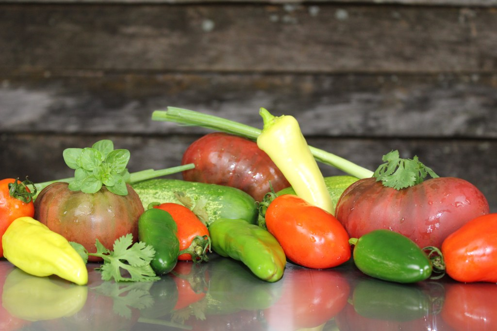 Fiesta Garden Produce