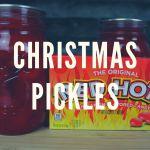 Christmas Holiday Pickles