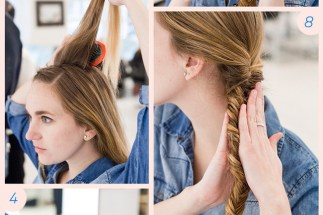 DIY This Braid-Within-a-Braid For Festival Season: http://www.stylebistro.com/Hair+How+To/articles/b8d-ln8F4KI/DIY+Braid+Within+Braid+Festival+Season