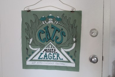 Wild Cats Moose Lager