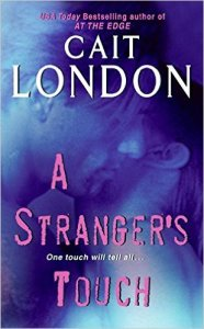 Book Cover: A STRANGER'S TOUCH