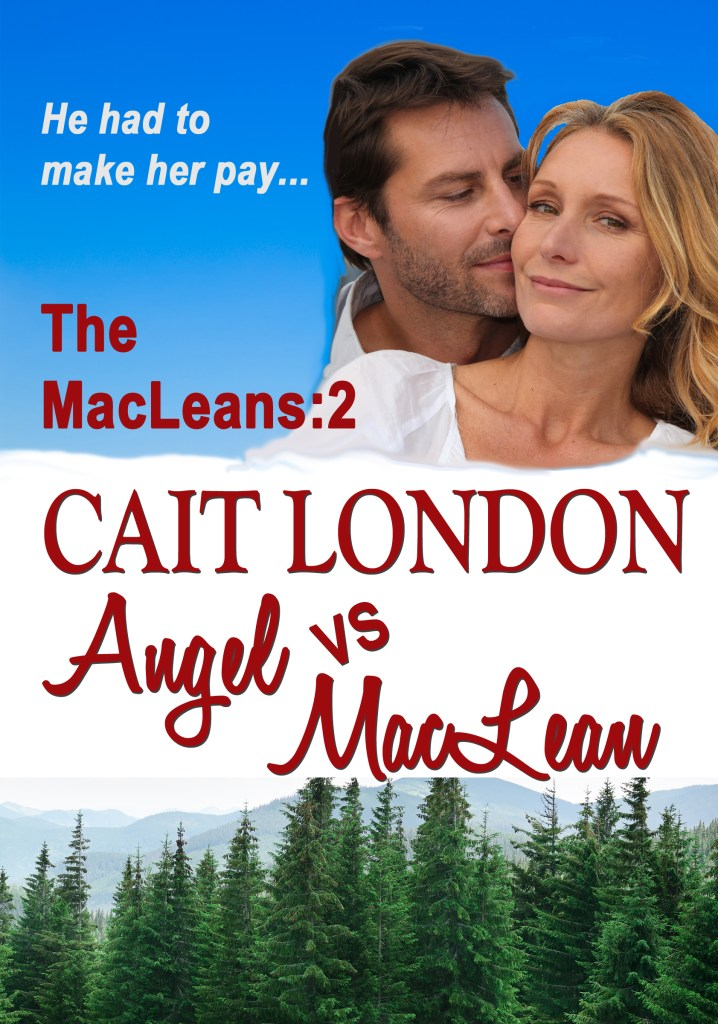 Book Cover: ANGEL VS MACLEAN