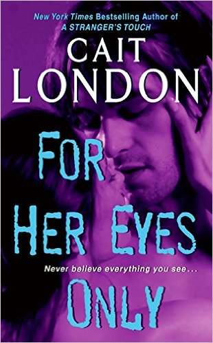 Book Cover: FOR HER EYES ONLY