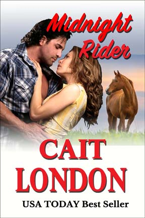Book Cover: MIDNIGHT RIDER
