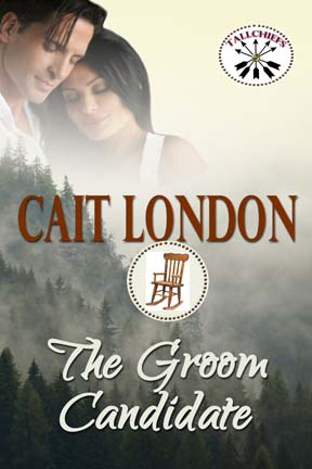 Book Cover: The Groom Candidate