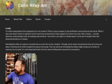 WordPress - Artist Portfolio