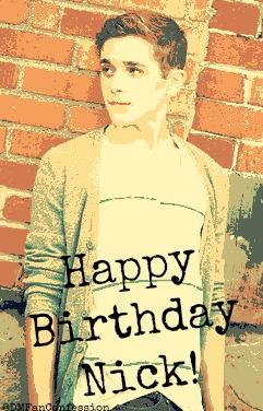 Happy Birthday Nick Caits Corner