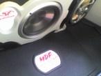 Piso baúl Mazda