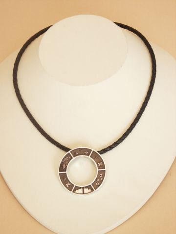 Circle Pendant from the Natural Divinity Series