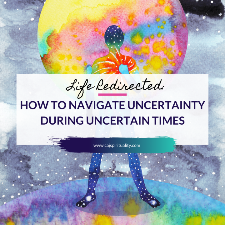 How to navigate uncertainty during uncertain times