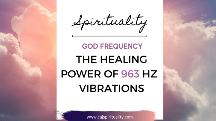 God Frequency: The Healing Power of 963 HZ  Vibrations