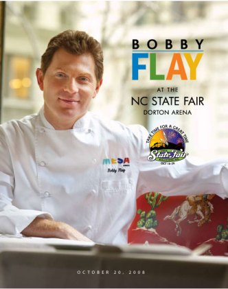 Bobby Flay Poster