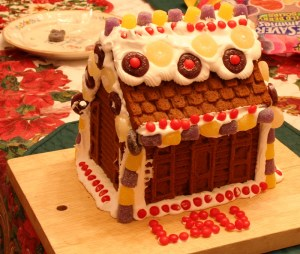 LSU Ginger Bread House