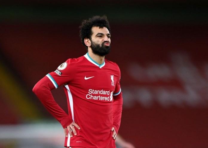 Liverpool enggan lepaskan Salah pulang ke Mesir