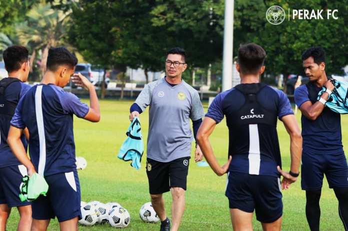 Perak FC serius mahu bangkit, minta penyokong bersabar
