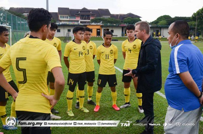 Piala Asia B-23: Malaysia kekal dalam Kumpulan J