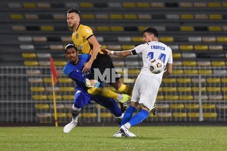 Perak FC bolos lima gol lagi, JDT menang tipis
