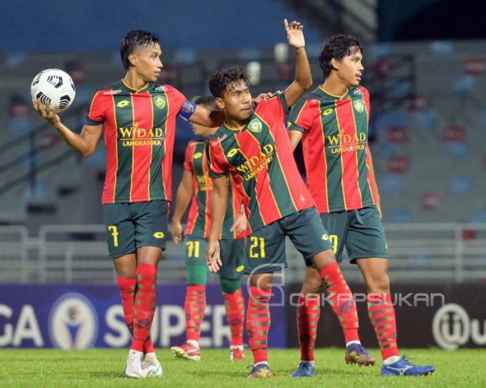 Kedah Darul Aman FC ke Piala Asia, Penang FC cipta sejarah