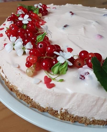 Erdbeer Cheesecake von Cake Confession