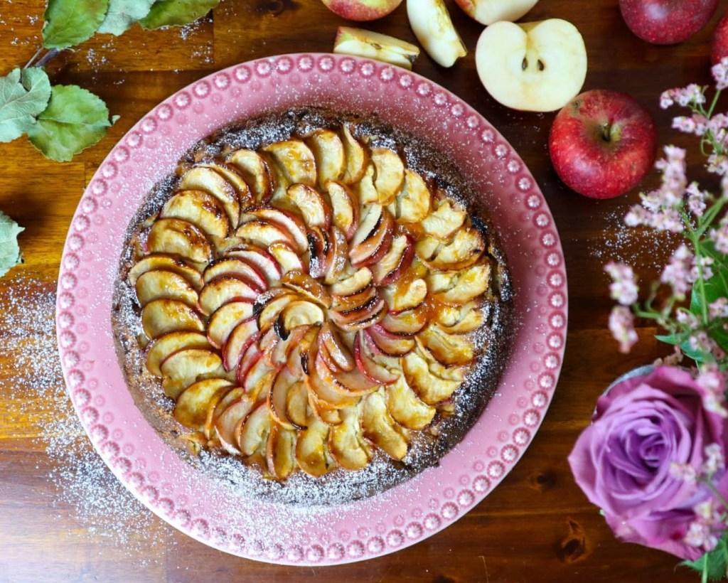Apfel-Kokos-Kuchen von Cake Confession