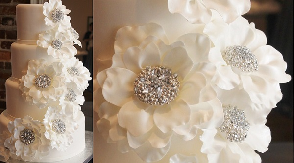 Jewelled Sugar Flowers, Part 1: Crystal Centres
