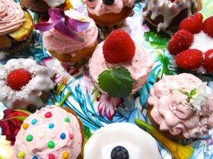 Fruchtige-Cupcakes