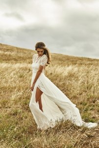 Country Wedding Dress - Riki Dalal