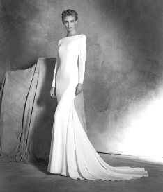Ivania Wedding Dress - Pronovias