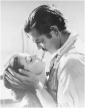 Clark Gable & Vivien Leigh - Gone with the Wind