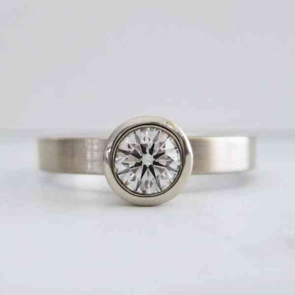 12 Engagement Rings on Etsy for Under $2,000   Cake & Lace ...