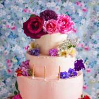 Whimsy & Glamour, & A Cake To Remember